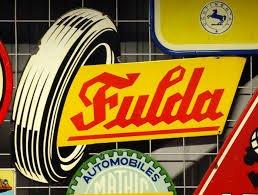 Logo van Fulda in vroegere jaren.