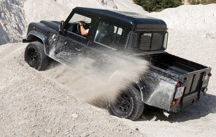DOTZ Dakar Dark auto