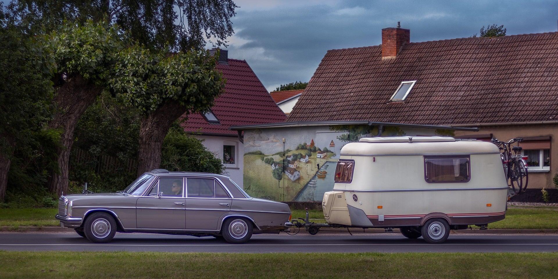 mercedes-benz met caravan