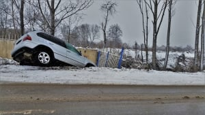 ongeluk sneeuw