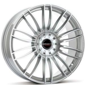 Borbet-Cw 3-Sterling silver