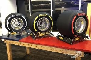 Pirelli F1 banden
