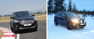 Ford Kuga zomer/winter