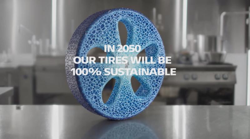 Michelin duurzaam 2050